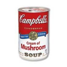Campbell's Cream Of Mushroom Soup 10.75 Oz.