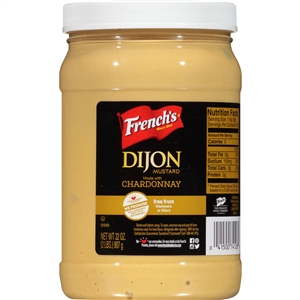 Frenchs Dijon Mustard - 946 Ml.