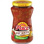 Campbell's Medium Picante Sauce Pace 8 Oz.