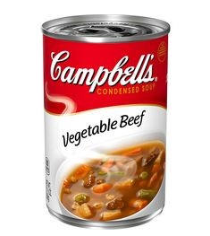 Campbell's Vegetable Beef Soup 10.5 Oz.