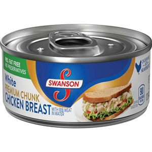 Campbell's Swanson Chicken White Chunks 5 Oz.