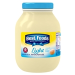 Unilever Best Foods Hellmans Light Mayonnaise - 1 Gal.