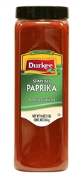 Ach Food Durkee Spanish Paprika 16 oz.
