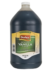 Ach Food Durkee Vanilla Flavor 128 oz. Imitation