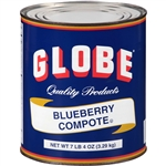 Birds Eye Foods Globe Blue Berry Compote