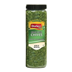 Ach Food Durkee Freeze Fried Chives 1 oz.