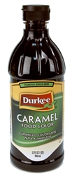 Ach Food Durkee Caramel 32 oz. Food Color