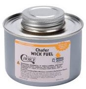 Fuel Screwcap Wick 4 Hour - 6 Oz.