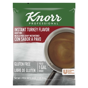 Unilever Best Foods Knorr Turkey Flavor Gravy Mix - 1 Pound