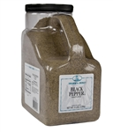 Ach Food Traders Choice 5 Pound Black Pepper Shaker