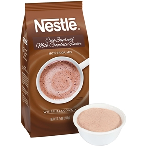 Nestle Carnation Hot Chocolate Supreme Drink - 1.75 Lb.