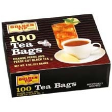 Eastern Golden Tip Tea Bags With Envelope
