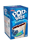 Kelloggs Pop Tart Frosted Blueberry Pack
