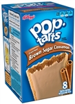 Kelloggs Pop Tart Frosted Cinnamon Brown Sugar