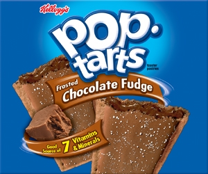 Pop-Tarts Frosted Chocolate Fudge - 14.7 Oz.