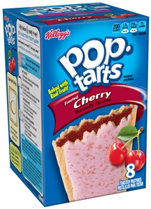 Pop-Tarts Frosted Cherry Single Serve - 14.7 Oz.