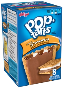 Kelloggs Pop Tart Frosted Smores