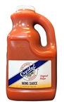 Baumer Crystal Wing Original Buffalo 1 Gallon Sauce