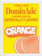 Sugar and Sugar Dominade Orange Drink - 21.6 Oz.