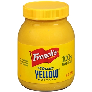French Yellow Classic Mustard - 9 Oz.