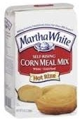 Corn Meal Self Rising Mix White - 5 Lb.