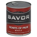 Palm Hearts - 28 Oz.