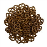 Sugar Foods Pretzels Miniature Twist - 7 Lb.