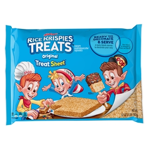Kelloggs Rice Krispie Treats Bar Sheets - 32 Oz.