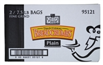 Sugar Foods Plain Fine Crumbled Bread - 7.5 Lb.