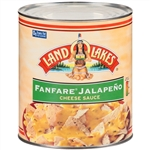 Land O Lakes Fanfare Jalapeno Cheese Sauce - 106 Oz.
