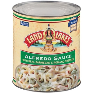 Land O Lakes Alfredo Sauce 10 Can - 106 Oz.