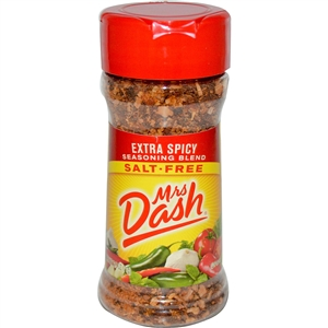 Mrs. Dash Extra Spicy Seasoning Blend Table Top and Flavor Station - 2.5 Oz.