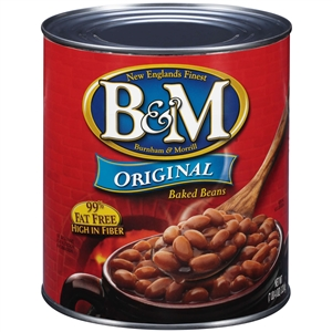 B and G Foods Original B and M 116 oz. Baked Beans