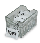 Salt and Pepper Flat Pack 3M Pepper Pouch - 0.10 g.