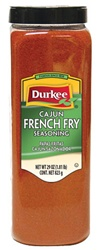 Ach Food Durkee Cajun French Fry Seasoning 29 oz.
