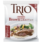 Nestle Trio Low Sodium Gravy Mix Brown - 16 Oz.