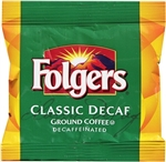 Folgers Classic Roast Decaffeinated Fraction Coffee - 0.9 Oz.
