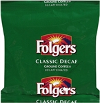 Folgers Classic Decaffeinated Gemini Coffee - 2.7 Oz.
