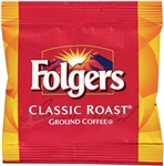 Folgers Classic Roast Regular Fraction Coffee - 1.05 Oz.