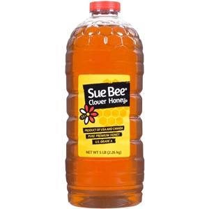 Sue Bee White Honey - 5 Lb.
