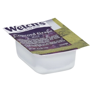 Portion Pac Welchs Grape Jelly - 0.5 Oz.