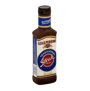 Heinz Lea and Perrins Traditional Steak Sauce - 15 Oz.