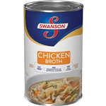 Campbell's Swanson Chicken Broth Soup 49.5 Oz.
