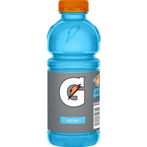Pepsico Gatorade Colling Blue Raspberry Sport Drink Wide Mouth - 20 Oz.