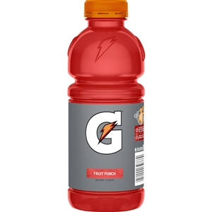 Pepsico Gatorade Fruit Punch Wide Mouth - 20 Oz.