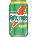 Pepsico Gatorade Lemon Lime Drink - 11.6 Oz.