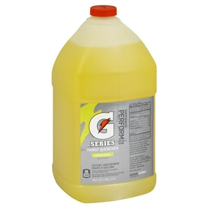 Gatorade Lemon Lime Liquid Concentrate - 1 Gallon