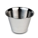 Vollrath Stainless Steel Sauce Cup - 3 Oz.