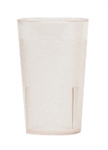 Cambro Colorware Plastic Tumbler Clear 9.5 Oz.
