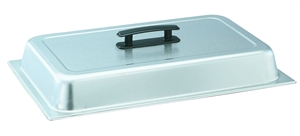 Vollrath Stainless Steel Dome Solid Cover Pan